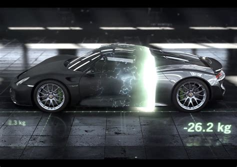 custom porsche 918 porsche 918 spyder weissach package explained