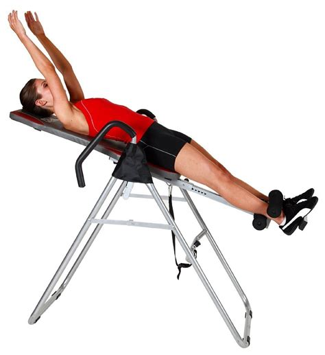 body ch it8070 inversion therapy table fitness