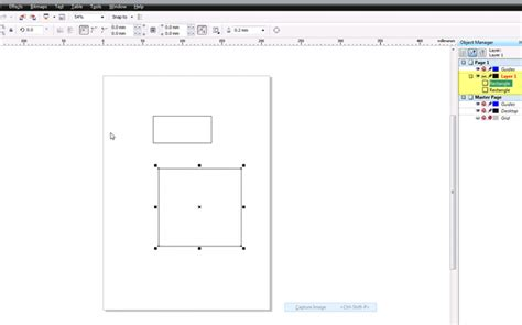 corel draw x5 object manager object manager not displaying all objects coreldraw