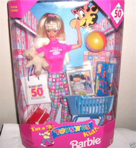 in the box toys r us new in box 1997 toys quot r quot us doll w accessories ebay