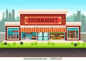 Shelves Over Desk Supermarket Stock Images Royalty Free Images Amp Vectors
