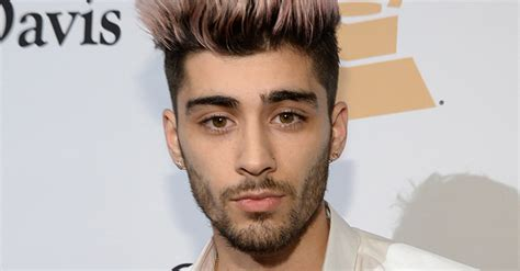zayn malik face tattoo zayn malik s march 2016 popsugar