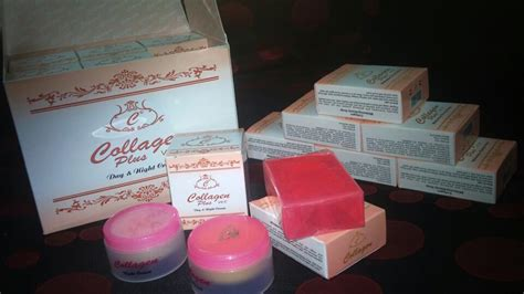 Collagen Colagen Plus Vit E Whitening Soap adilron enterprise jun 2013