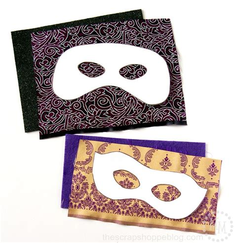 How To Make A Mardi Gras Mask Out Of Paper - no sew mardi gras masks tauni co