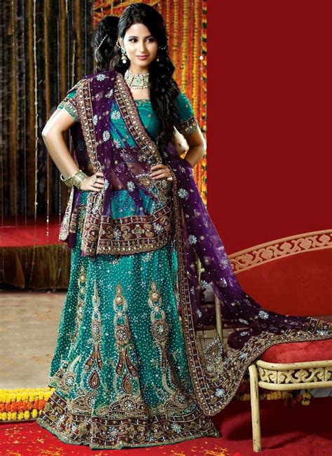 Wedding Clothes by Wedding Wear Bridal Lehenga Indian Bridal Lehenga Choli