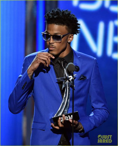 what kind of haircut does august alsina full sized photo of august alsina bet awards 2014 02