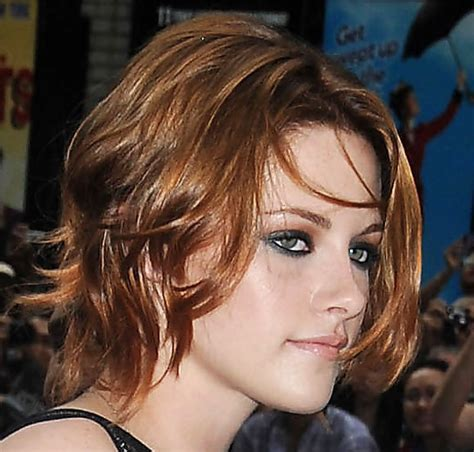 new chin length hairstyles kristen stewart hairstyles new moon