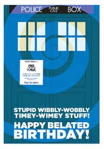 dr who birthday quotes quotesgram