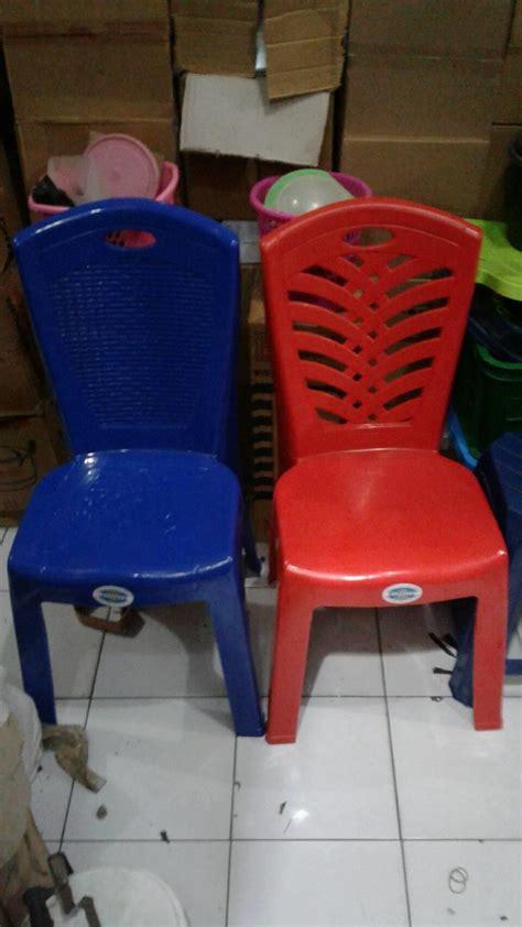 Kursi Plastik jual kursi makan sandar terop taman plastik napolly skyplast harga murah surabaya oleh ud sido