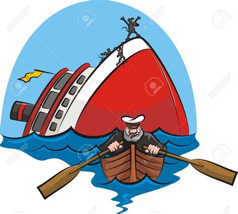 boat cartoon sinking sinking boat clipart 101 clip art