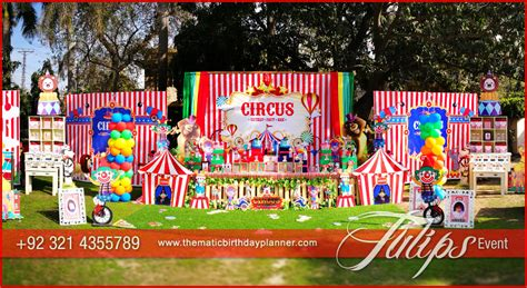 themed birthday party supplies online pakistan circus themed birthday party ideas supplies and planner