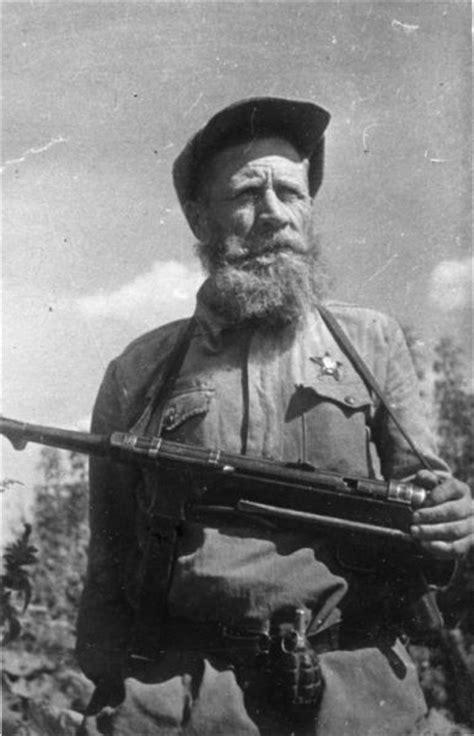 Second world war partisans