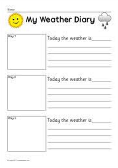 Weather Report Template Ks2 1000 Images About Weather Topic On Weather