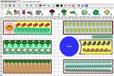 Garden Layout Planner Garden Planner Software For Garden Companies Growinginteractive