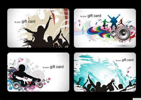 Musical Gift Cards - music cards 187 векторные клипарты текстурные фоны