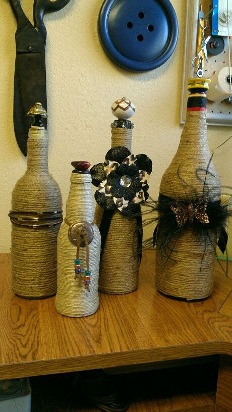 decorating wine bottles for 34 awesome ideas for decorating with wine bottles