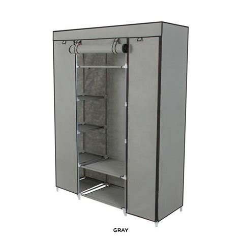 Portable Closet Cover by 25 Best Ideas About Portable Closet On