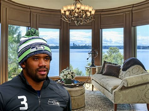 Russel Wilson House by Wilson Buys Mansion Outside Seattle Business Insider
