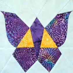 Free quilting block butterfly pattern quilters if you are ready