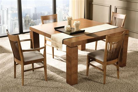 Dining Room Table And Chairs Set by Dining Room Inspiring Wooden Dining Tables And Chairs