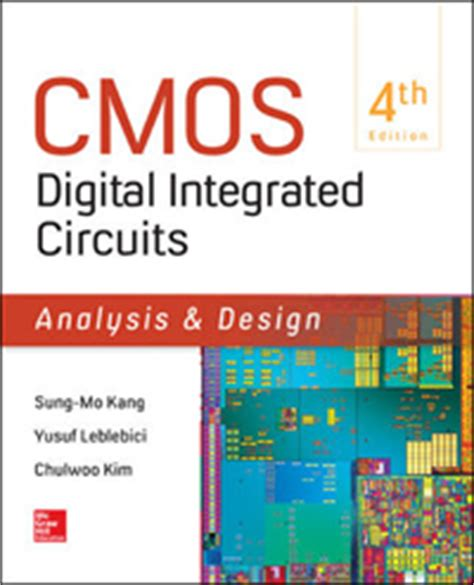 cmos digital integrated circuits analysis and design by kang kitaplar leblebici elektronik kitapları
