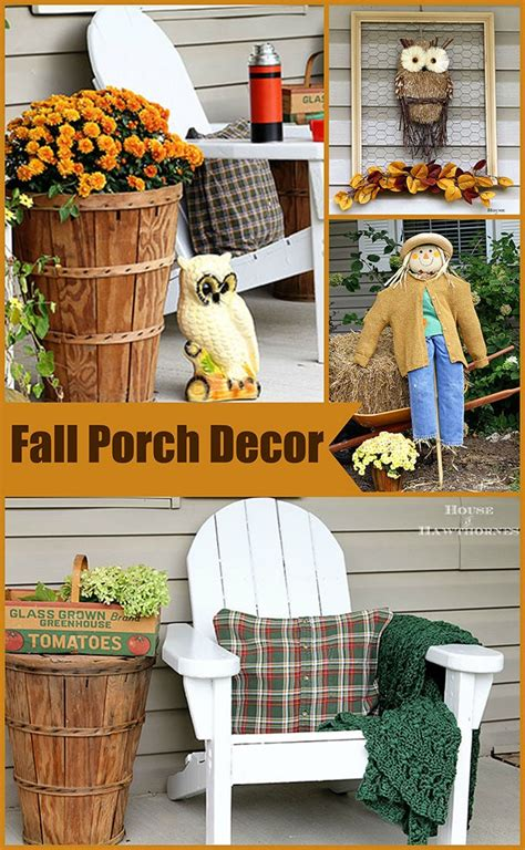 Farmhouse Decor Stores by Eclectic Vintage Farmhouse Fall Porch House Of Hawthornes