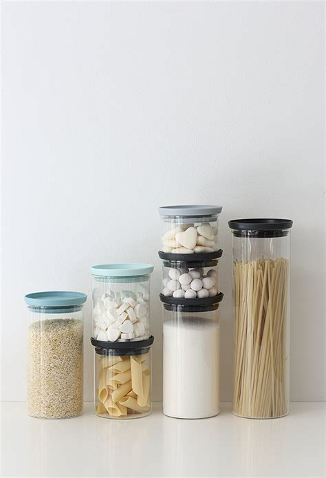 canisters astonishing stackable kitchen canisters ceramic