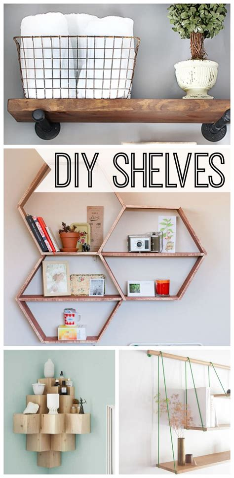 design love fest diy shelves 10 stylish diy shelves that you can make yourself love