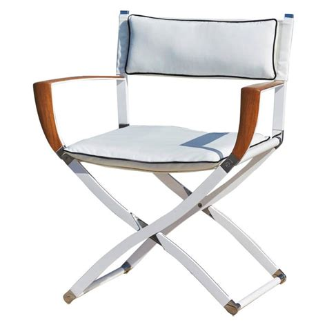 Marine Chairs by Gosling Marine Carbon Fibre And Teak Director S Chair At