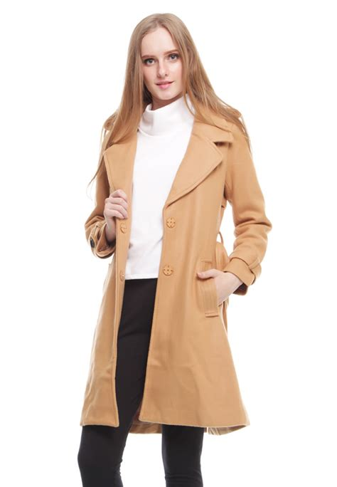 jaket import wanita khaki coat jyb331908khaki