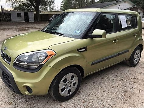 Kia Soul For Sale by 2012 Kia Soul For Sale By Owner In Humble Tx 77396