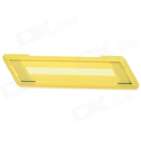 Yellow Light On Ps4 by Stylish Anti Slip Vertical Stand For Ps4 Console Yellow