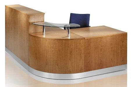 second reception desk used reception desks furniture