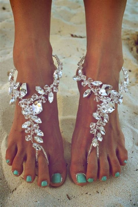 wedding barefoot sandals perfect barefoot sandal for