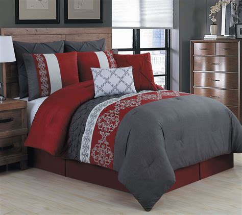 qvc bedding comforter sets avondale manor alessandra 8 piece king comforter set qvc com