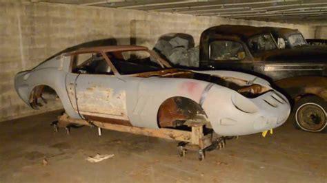 Scheunenfund Auto by Barn Find Car Collection