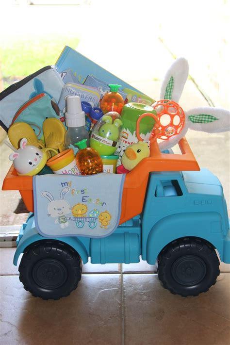 zobic dumper truck trucks my son s first dump truck easter basket gave ideer