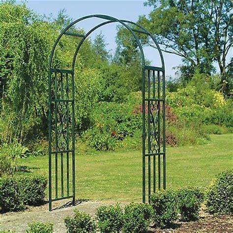 Metal Arch Trellis Metal Garden Arch Vine Trellis Arbor Support Wedding