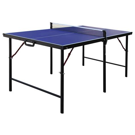 Crossover 60 In Portable Table Tennis Table Pool Warehouse