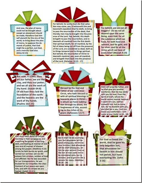 25 gifts christ gives to us pinterest traditional