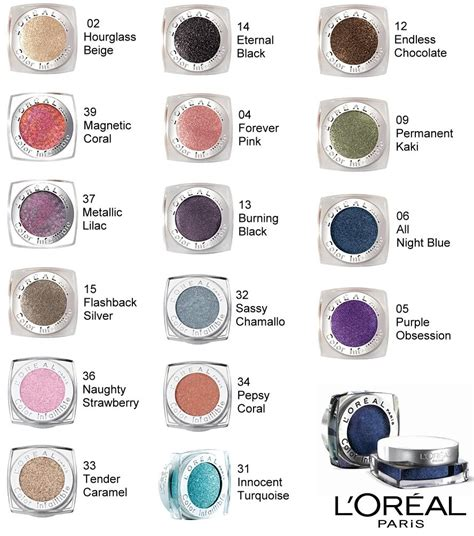 L Oreal Infallible Eyeshadow l oreal loreal infallible eyeshadow makeup australia