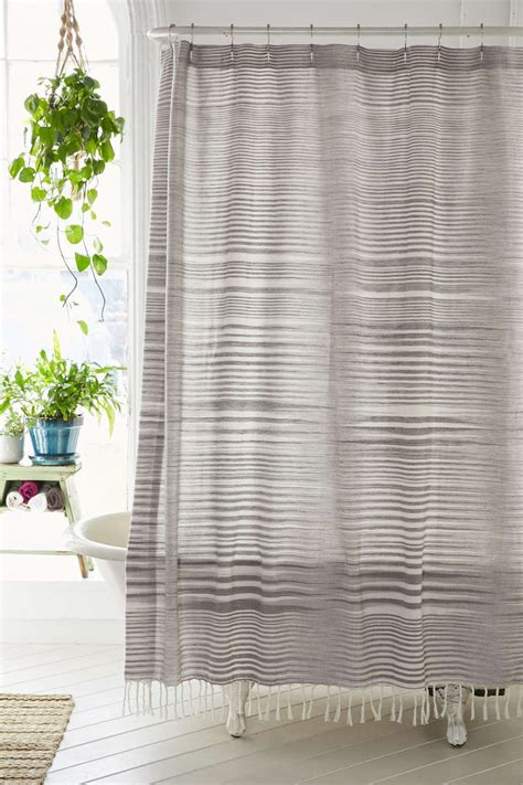 boho shower curtain new decor arrivals with modern bohemian style