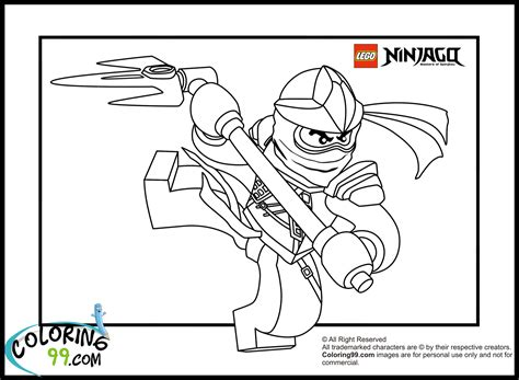 free coloring pages of ninjago spinjitzu