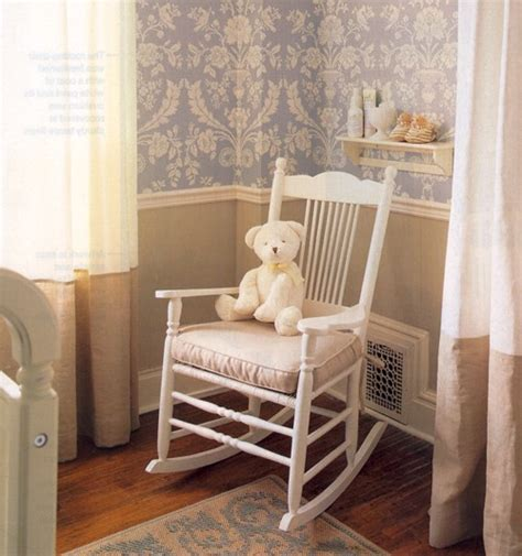 Rocking Chair For Baby Nursery Rocking Chairs To De Stress