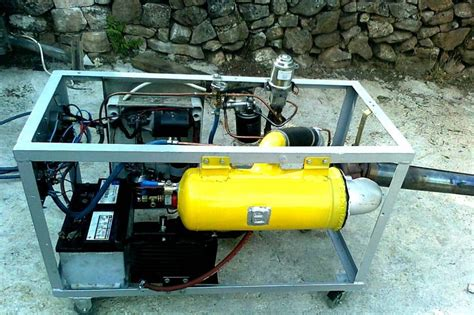electric generator a and useful diy project