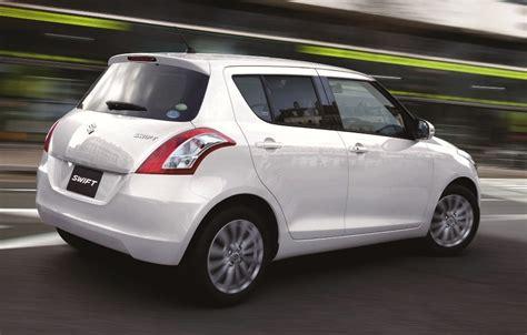 Suzuki Th Suzuki Upgraded Switches To Thailand Production