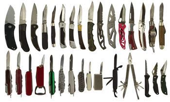 pocket knife blade types and uses best knives made in usa