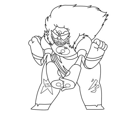 free coloring pages of garnet