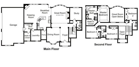 Custom Home Builder Floor Plans House Floor Plans Home Floor Plans Custom Home Builders In Ct Luxamcc