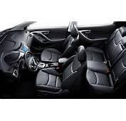 2011 Hyundai Elantra Interior Car